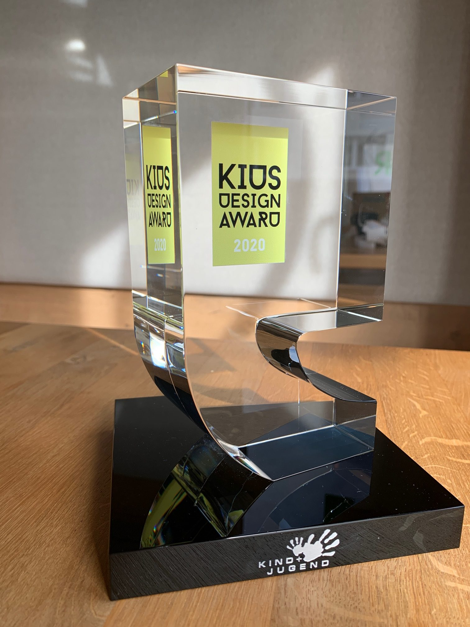 Award Management Kids Design Award